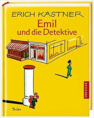 Erich Kästner: Emil und die Detektive